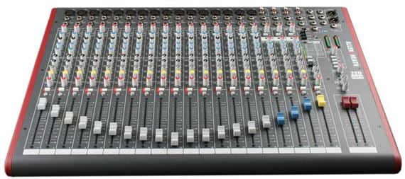 Allen & Heath ZED22FX 22 Channel Multipurpose Mixer With USB And FX