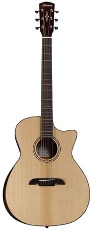 Alvarez AG60CEAR Grand Auditorium Acoustic Electric Guitar