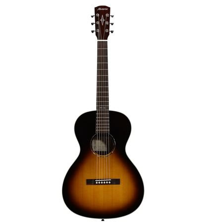 Alvarez Blues51E Archedback Acoustic Electric Guitar Tobacco Sunburst