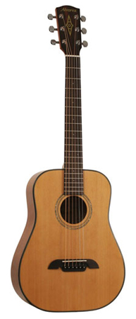 Alvarez RT16 Travel Acoustic Guitar with Gig Bag
