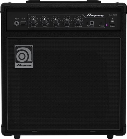 Ampeg BA108 v2 Bass Combo Amplifier