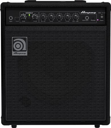 Ampeg BA110 v2 Bass Combo Amplifier