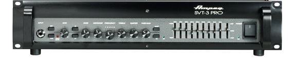 Ampeg SVT3PRO Bass Guitar Amplifier Head