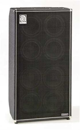 Ampeg SVT810E Bass Guitar Amplifier Cabinet