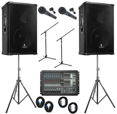AMS Breakout Upgrade 1 Portable PA System