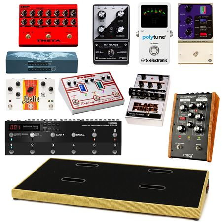 AMS Pedalboard Pack 8