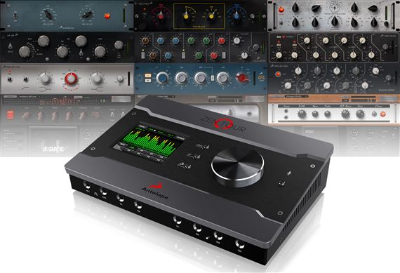 Antelope Audio Zen Tour Thunderbolt and USB Audio Interface