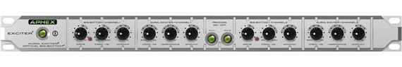 Aphex Aural Exciter and Optical Big Bottom Harmonic Audio Processor