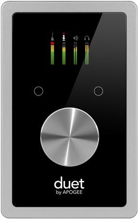 Apogee Duet Audio Interface for iPad and Mac