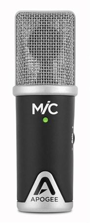 Apogee MIC 96k USB Microphone for iOS and Mac