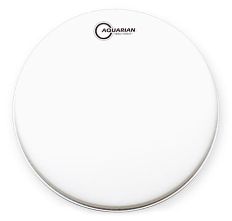 Aquarian Triple Threat Coated Snare Drum Head
