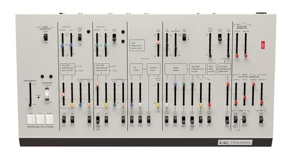 Arp Odyssey Module Rev 1 in White