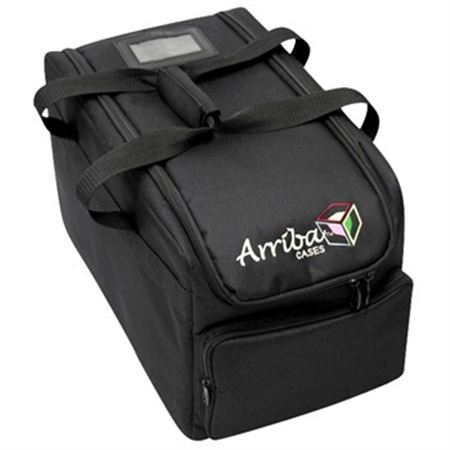 Arriba Cases AC410 4 Pack LED Par Case