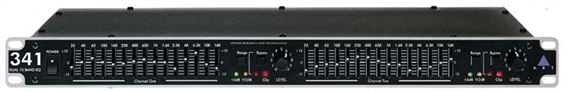 ART EQ341 Dual Channel 15 Band 2/3 Octave Graphic Equalizer