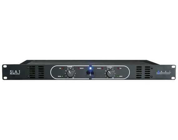 ART SLA1 Studio Linear 100W Compact Power Amplifier