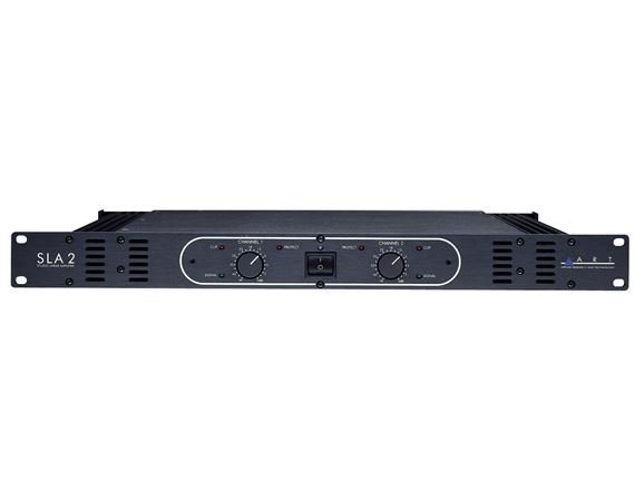 ART SLA2 Studio Linear 200W Compact Power Amplifier