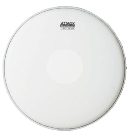 Attack Blast Beat 2-Ply Snare Drum Head 14 Inch Coated With Dot