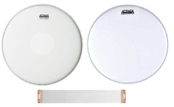 Attack DHA14 Blast Beat 14 Inch Coated Snare Head/SS14M/B1420