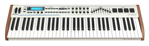 Arturia Analog Experience The Laboratory 61 Keyboard Controller