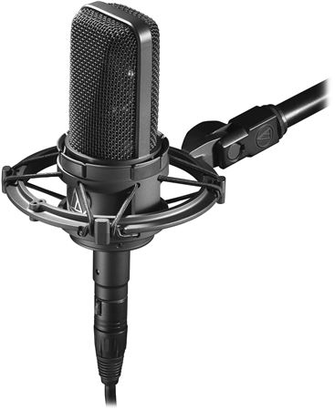 Audio Technica AT4033/CL Cardioid Large Diaphragm Condenser Microphone