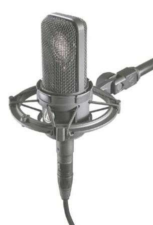 Audio-Technica AT4040 Cardioid Large Diaphragm Condenser Microphone