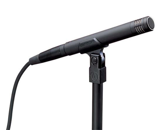 Audio-Technica AT4041 Cardioid Small Diaphragm Condenser Microphone