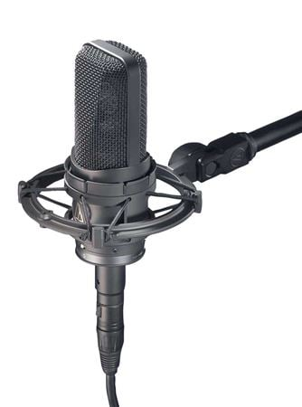 Audio-Technica AT4050 Multi Pattern Large Dual Diaphragm Condenser Mic