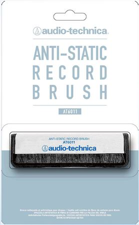 Audio Technica AT6011 Anti-Static Record Brush