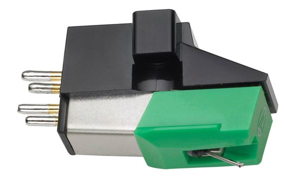 "Audio-Technica AT95E Dual Magnet 1/2"" Mount Phonograph Cartridge"