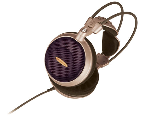 Audio-Technica ATH AD700 Dynamic Headphones