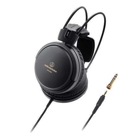 Audio Technica ATH-A550Z Art Monitor Closed Back Dynamic Headphones