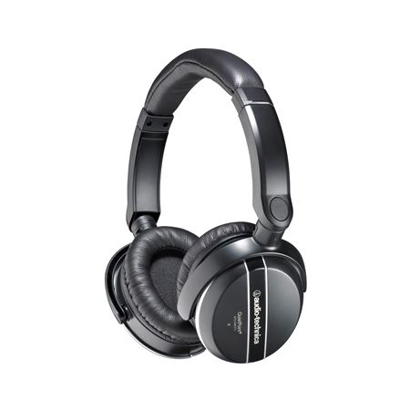Audio Technica ATH-ANC27X QuietPoint Active Noise Cancelling Earphones