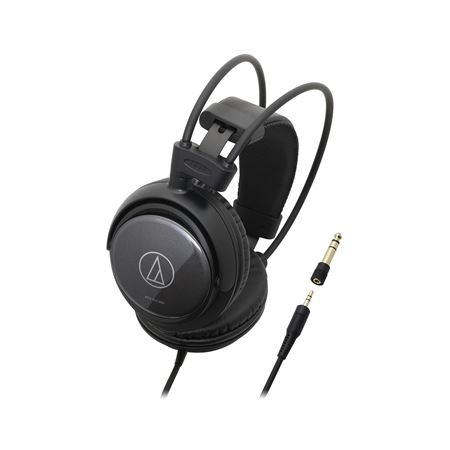 Audio Technica ATH-AVC400 SonicPro Closed Back Over-Ear Headphones