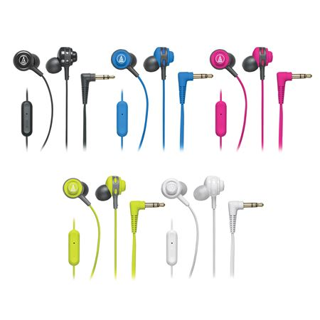 Audio Technica ATH-COR150IS SonicSport In-ear Headphones