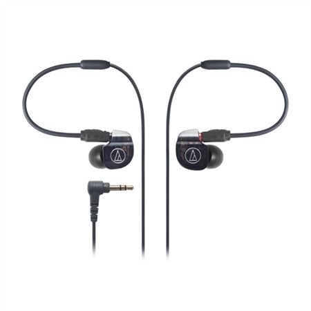 Audio-Technica ATH-IM02 SonicPro In-Ear Monitor Earbuds