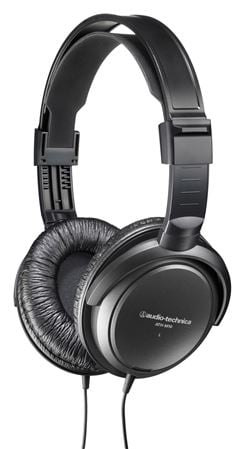 Audio-Technica ATHM10 Professional Monitor Headphones