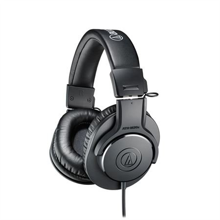 Audio-Technica ATHM20x Professional Monitor Headphones