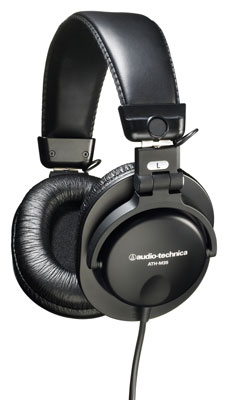 Audio-Technica ATHM35 Closed Back Monitor Headphones