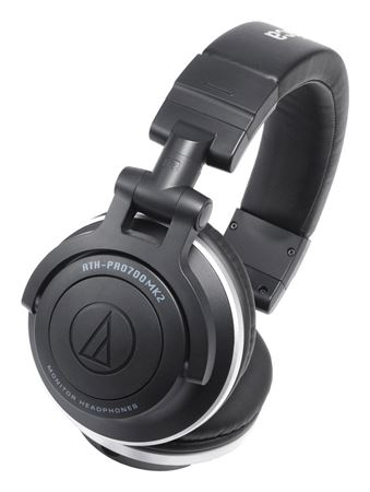 Audio-Technica ATHPRO700MK2 Professional DJ Monitor Headphones