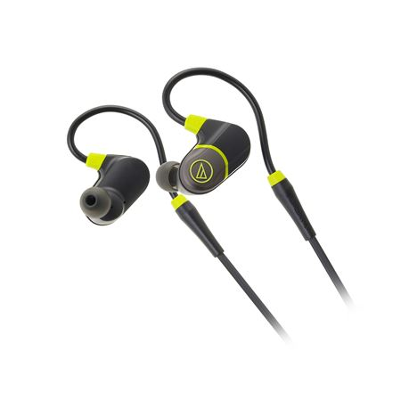 Audio Technica ATH-SPORT4 In Ear Bluetooth Headphones