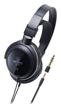 Audio-Technica ATHT300 Closed Back Dynamic Monitor Headphones
