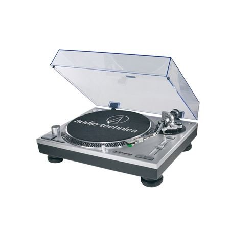 Audio-Technica ATLP120USB Direct Drive Professional USB Turntable