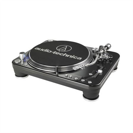 Audio-Technica ATLP1240USB Direct Drive Professional USB Turntable