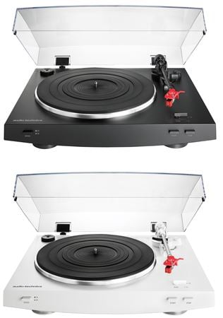 Audio Technica ATLP3 Fully Automatic Belt-Drive Stereo Turntable