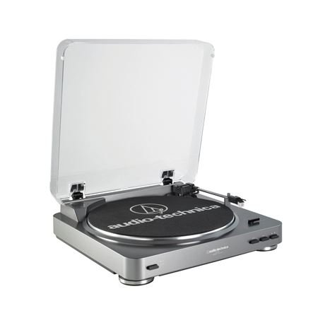 Audio-Technica ATLP60 Fully Automatic Stereo Belt Drive Turntable
