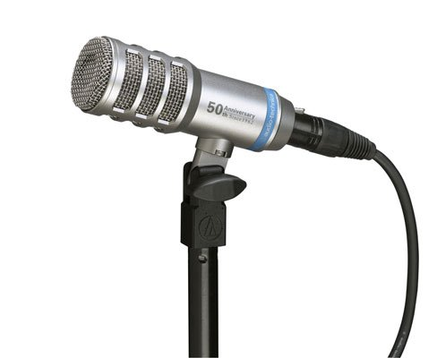 Audio Technica ATM25/LE Limited Edition Dynamic Instrument Mic
