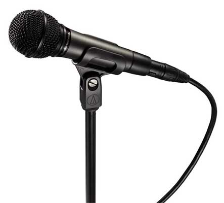 Audio Technica ATM410 Dynamic Vocal Microphone