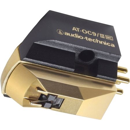 Audio-Technica ATOC9/III MicroCoil Phono Cartridge