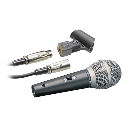 Audio-Technica ATR1500 LowZ Cardioid Dynamic Handheld Vocal Microphone