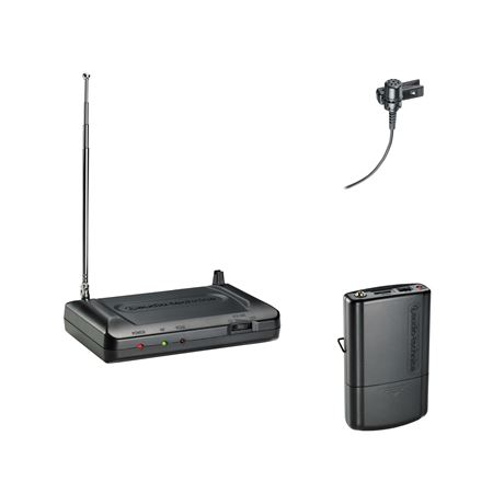 Audio-Technica ATR7100 Wireless Lavalier System